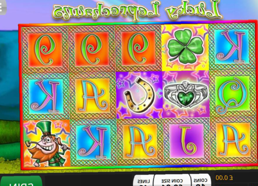 Lucky Leprechauns By Microgaming