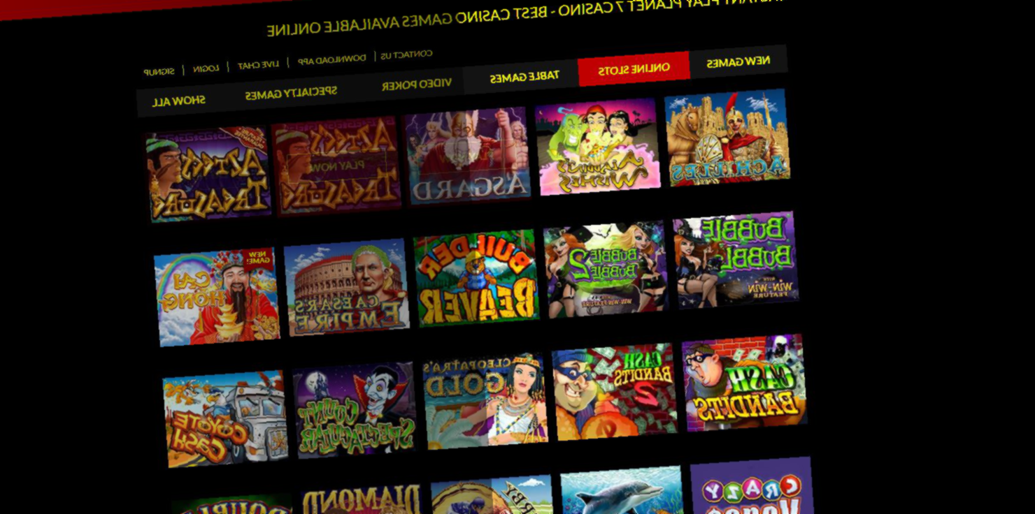Virtual Casino Download Webplay